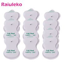 Health Care Electrode Pads for Tens Acupuncture Therapy Pad