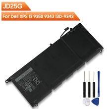 Оригинальная запасная батарея для ноутбука jd25g dell xps 13