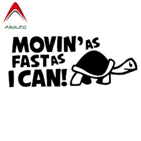 Top Selling Aliauto Cartoon Tortoise Car Sticker Moving As Fast As I Can Auto Accessories Vinyl Decal For Hyundai Creta VW Beetle,15cm*6cm — stackexchange