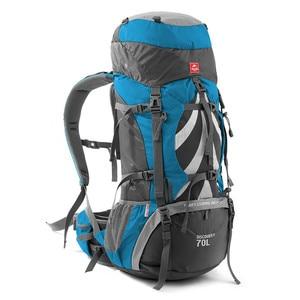 Image 2 - Yürüyüş sırt çantaları 70L büyük kapasiteli tırmanma Trekking seyahat sırt çantası Unisex Softback su geçirmez sırt çantası