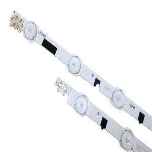 Image 5 - 832 millimetri Retroilluminazione A LED di striscia Della Lampada 13LED Per SamSung 40 D2GE 400SCA R3 TV UA40F5500 2013SVS40F UE40F6400 D2GE 400SCB R3 LCD