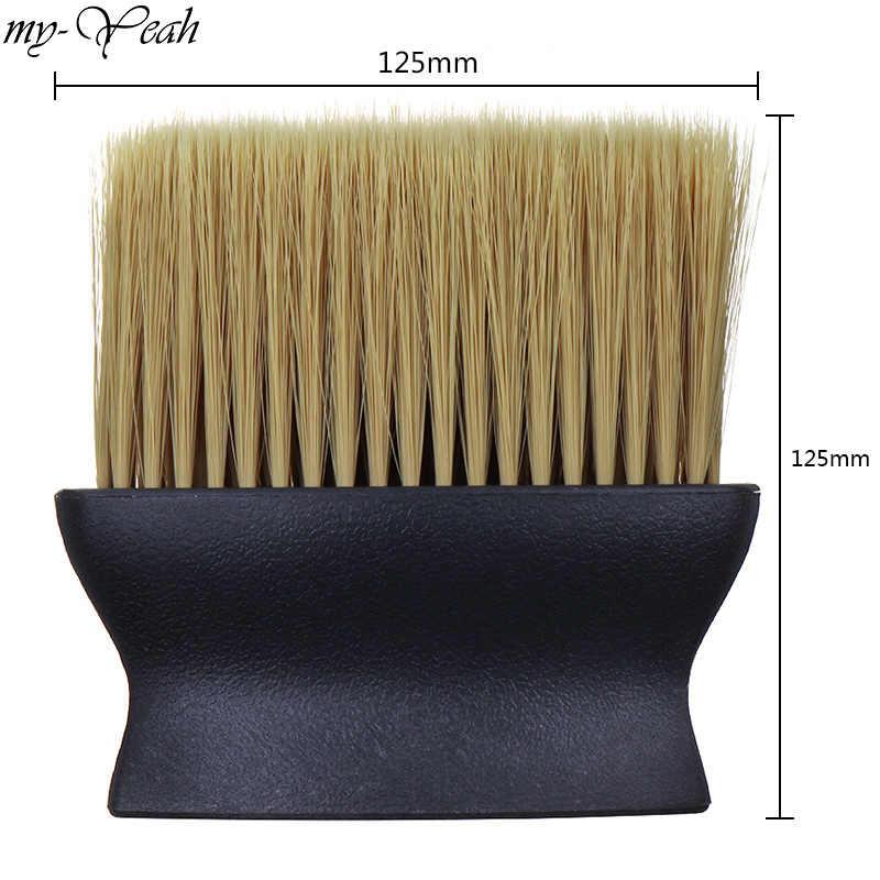 1 Cái Mềm Tóc Cổ Mặt Lau Bụi Làm Tóc Cắt Tóc Bàn Chải Cọ Rửa Làm Sạch Cho Tóc Salon Làm Tóc Dụng Cụ Tạo Kiểu Tóc Mới