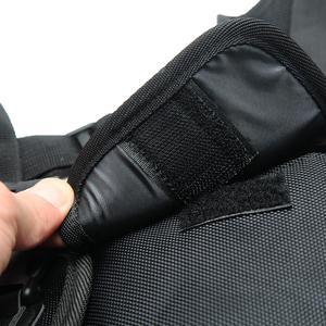 Image 4 - ABBREE walkie talkie нагрудный Карманный Рюкзак для телефона с радио держателем сумка для GP340 CP04 BF UV 5R 888S двухсторонний радиоприемник чехол для переноски