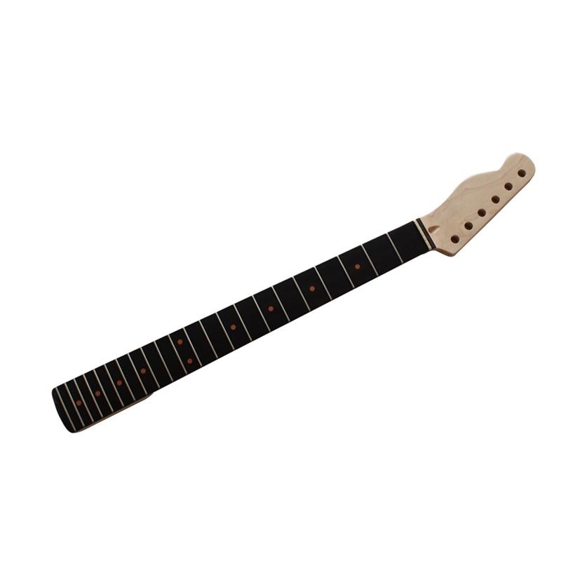 22 frettes érable guitare électrique cou palissandre touche pour TL Strat remplacement