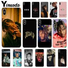 Yinuoda Sap WRLD Transparante TPU Zachte Siliconen Phone Case Cover voor iPhone 6S 6plus 7 7plus 8 8Plus X Xs MAX 5 5S XR 11pro(China)