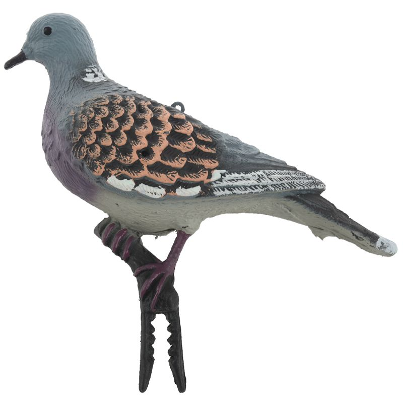 Hunting Decoys Lifelike Flying Pigeon Decoy Bird Deterrent Garden Decoration Scarecrow for Fishing Camping Supplies|Hunting Decoy| |  - title=