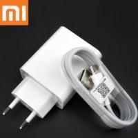 XiaoMi Nota 10 Mi A3 A2 Original cargador 27W carga Turbo rápido Adaptador tipo-C cable para Mi teléfono móvil F3 F2 F1 Nota 9 8