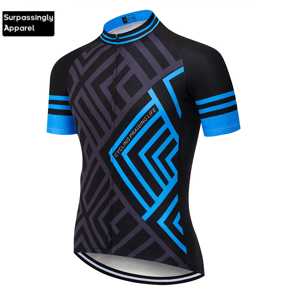 Men Team Frame Cycling Jersey Ciclismo Summer Quick Dry <font><b>6XL</b></font> Bike Bicycling Clothing Road Bicycle White Red Maillot Ropa <font><b>Hombre</b></font> image