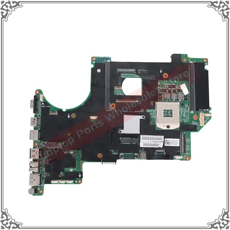 For Dell Alienware M17X R2 laptop motherboard CN-014M8C 014M8C 14M8C mainboard hm55
