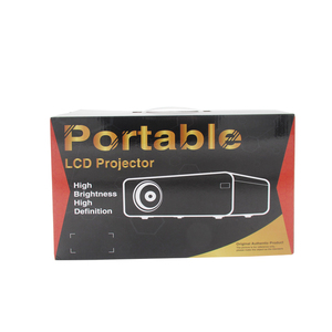Image 5 - جهاز عرض صغير TD90 HD 720P LED ، جهاز عرض ليزر 4k للسينما المنزلية ، مع WiFi و VGA و AV