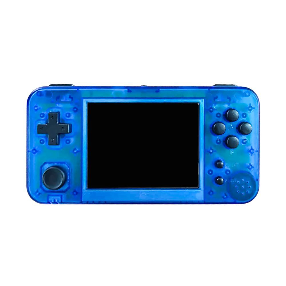 GKD 350H - Retro Game Console Video Game Handheld-GameKiddy GKD350H MINI 3.5inch IPS Screen game player RG350 H image