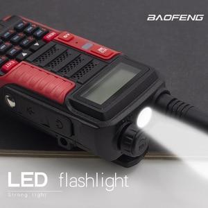 Image 4 - Professional Walkie Talkie Baofeng UV 10R 10Km 128 ช่องVHF UHF Dual Band CB HamวิทยุBaofeng UV 10R