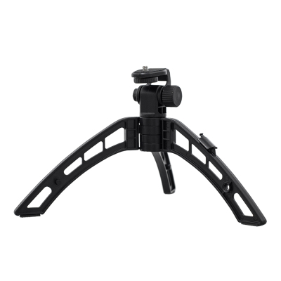 mini Tripod Folding Table top stand and Grip Stabilizer for Godox AD200 Godox A1 Digital Camera, DSLR, Video Camera & Camcorde image
