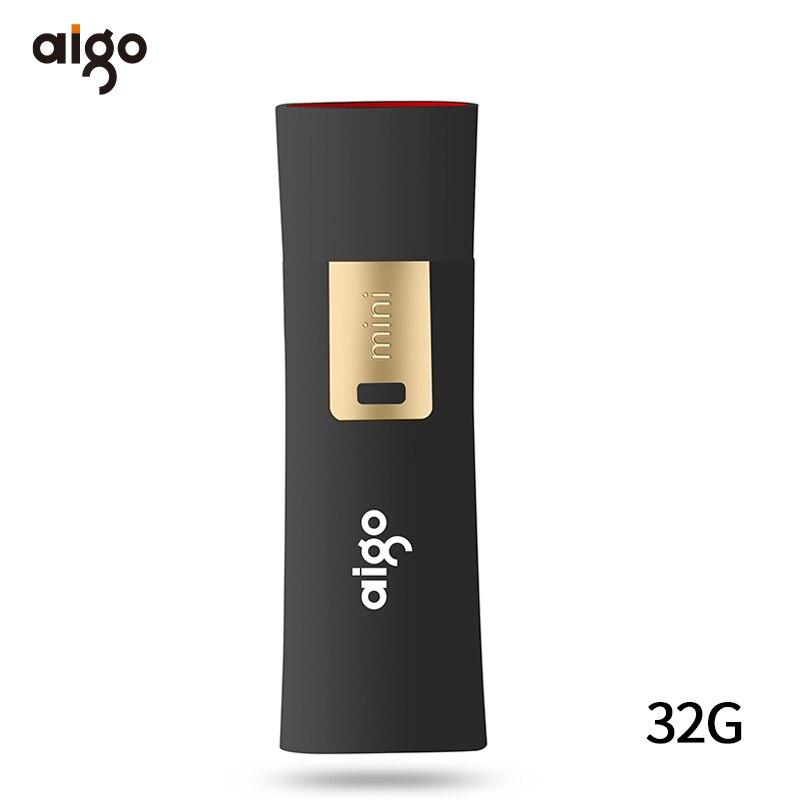 Aigo Write Protection Pen Drive Usb 32GB Anti-virus Usb Flash Drive Usb 3.0 Pendrive 3.0 Data Lock Pen Drive 3.0 Usb Key