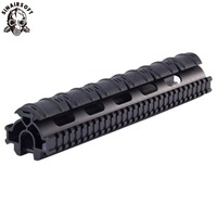 SINAIRSOFT One-Piece Tactical Tri-Rail Handguard Rail Scope Mount System For HK G3, 91, PTR-91  and Compatibles MNT-TG3TR