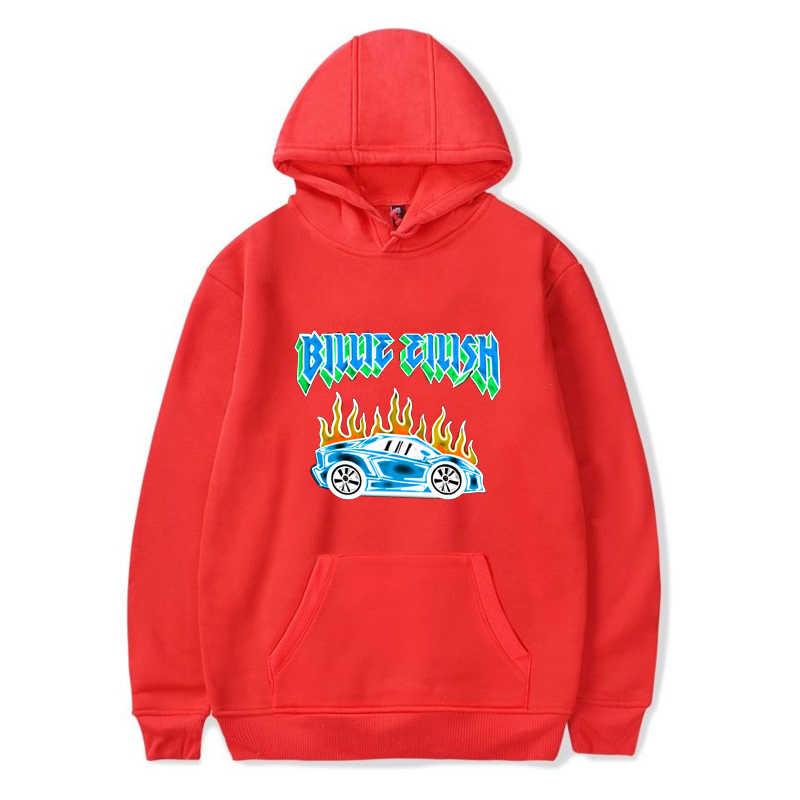 Casual Marke Trainingsanzug Billie Eilish Gedruckt Hoodies Männer Frauen Mode Sweatshirt Übergroßen Männlichen Weibliche Hoody Hoodie Herren Mantel