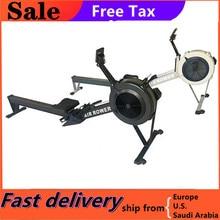 Linha máquina de ar interior remador máquina remo casa equipamentos fitness resistência ao vento ginásio esportes