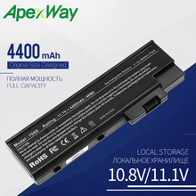 6cells Laptop Battery for acer 3UR18650Y-2-QC236 BT.00603.021 BT.00604.010 BT.00605.005 BT.00803.01 BTP-BCA1 Aspire 9300