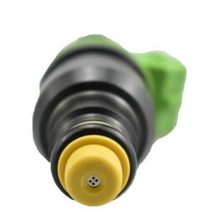 Image 4 - 6 قطعة/الوحدة عالية الأداء 440cc العالمي ev1 حاقن الوقود 0280150558 لأودي bmw vw ضبط سباق