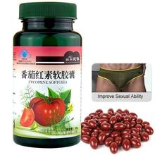 Экстракт томата, ликопен, мягкая гелевая капсула для лечения простатита, улучшает функции мужчин и повышает эрекцию, улучшает жизненную силу спермы