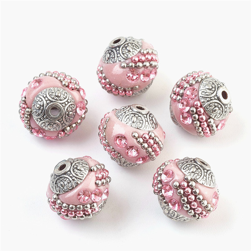 150pcs Lots Tibetan Silver Loose Spacer Meatal Charm Beads Jewelry 6.5.x6.5x4mm
