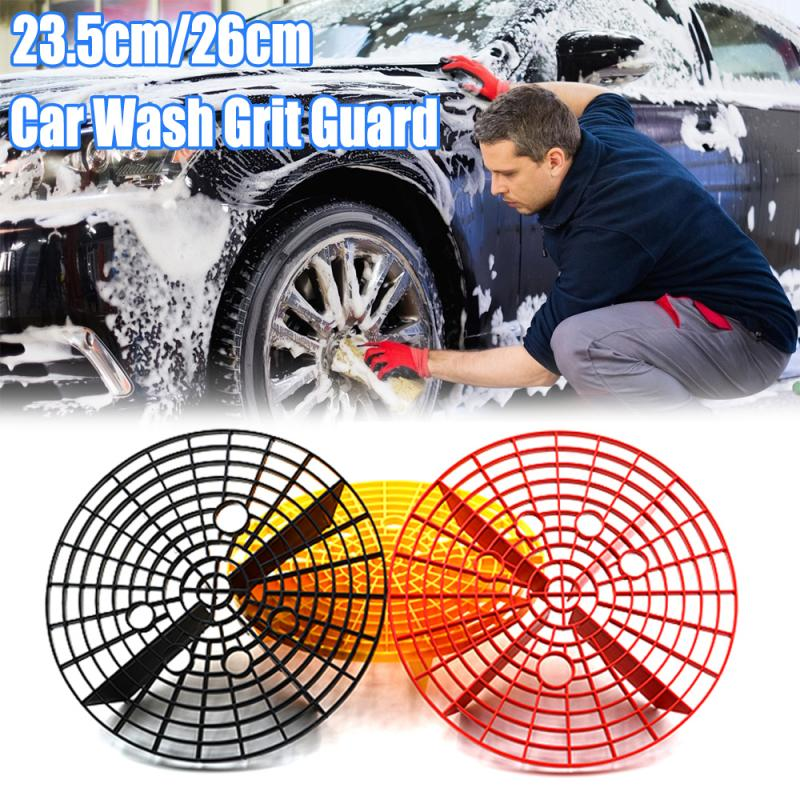 23cm 26cm Car Dirt Filter Washboard Water Bucket Filter Scratch Wash Grit Guard Insert Auto Cleaning Tool Wash Care Accessories