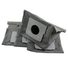 Washable DustBag for LG Vacuum Cleaner V-743RH V-2800RH Cleaning Spare Part for Vacuum Bag Replac Reusable Dustbag 5pcs 2019 gray washable vacuum cleaner filter dust bag for lg v 2800rh v 943har v 2800rh v 2810