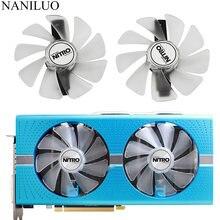 «Rx 590 580 480 ventilador cooler gpu para safira rx470 rx590 rx580 rx480 �� nitro especiedition ventilador