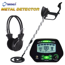 Gold Digger Pinpointer Metal-Detector Search Professional MD-4090 Underground LCD High-Precise
