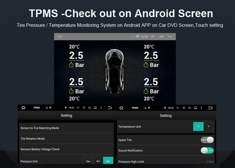 android9.0 FIAT qubo bepper Fiorino 4G 64G TIPO EGEA AEGEA BRAVO FIAGGO NEON DODGE JEEP CHRYSLER 500 LINEA PUNTO dacia car dvd 1din 64g 4g 8core processor   (3)