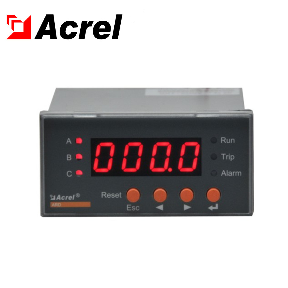 Acrel ARD2-800 timeout startup, over load, unbalance, blocking, short circuit 160KW <font><b>200KW</b></font> 220KW 250KW <font><b>motor</b></font> protector image