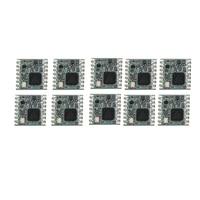 10PCS/LOT RFM95 RFM95W 915Mhz RFM95 915MHz LoRaTM Wireless Transceiver SX1276|Wireless Module|   -