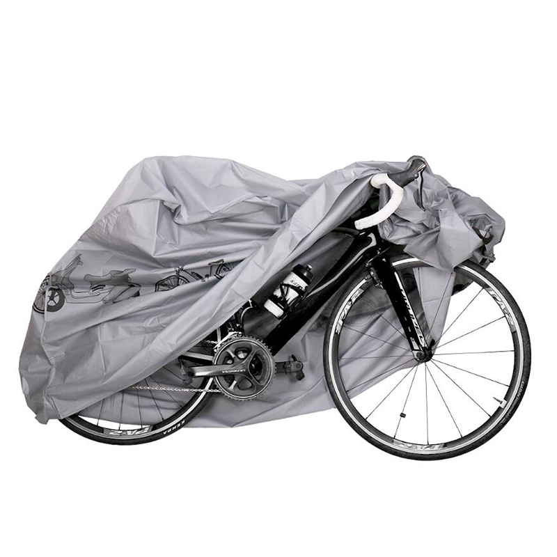 Bicycle Waterproof And Dustproof Mountain Bike Rain Cover Dust Cover Ash Cover Bicycle Sunshade Electric Car Sunscreen Cover