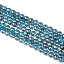 Kyanite Natural Stone Beads For Jewelry Making Diy Bracelet Necklace 4/6/8/10/12 mm Wholesale Strand