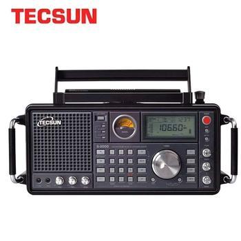 TECSUN S-2000 HAM Portable Radio SSB Dual Conversion PLL FM/MW/SW/LW Air Band Amateur 87-108MHz/76-108 MHz Internet Radio 1
