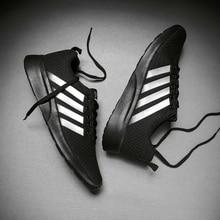 цена на 2019 Hot Sale Men Casual Shoes Summer Unisex Light Weige Breathable Mesh Fashion Male Shoes Sneakers Plus Size 38-45