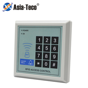 RFID Access Control System Device Machine Security 125Khz RFID Proximity Entry Door Lock 1000 user(China)