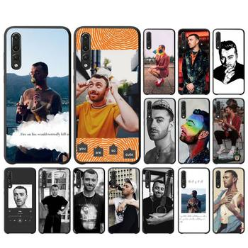 Babaite Sam Smith Phone Case For Huawei P10 20 30 40 Lite P20Pro P30Pro P40Pro Psmart image