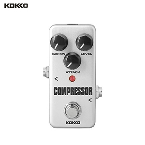Image 2 - KOKKO Guitar Effect Pedals Compressor Overdrive Booster Distortion Effect Pedal Board 10 Isolated Output Pedal Power Supply