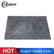 Vehemo, 20X10 см, прозрачная полировальная ткань для автомобиля, для удаления царапин, автомобильный светильник, для удаления царапин, потертостей, для ремонта поверхности, универсальный