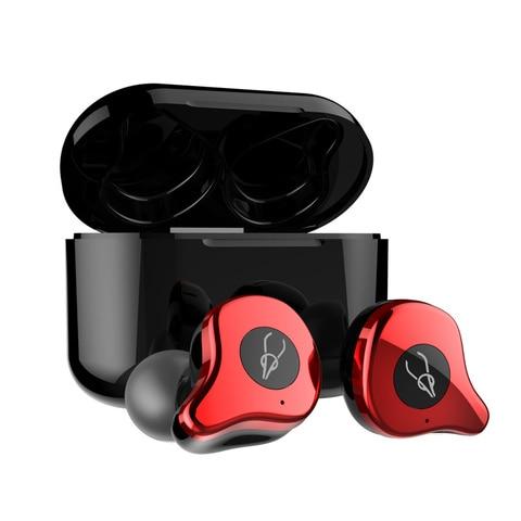 Fone de Ouvido Fones de Ouvido Estéreo de Alta Fones de Ouvido sem Fio com Case para a Execução de Carregamento Original Sabbat Ultra Bluetooth 5.0 Esportes Fidelidade sem Fio com Case para a Execução de Carregamento Rápido E12 Mod. 1458365