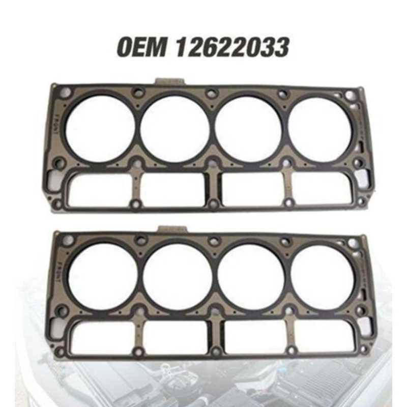 1 пара прокладок головки цилиндра BTR LS9 MLS для Ford 12622033