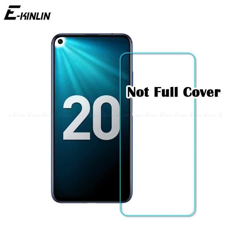 Film de protection trempé pour Huawei Honor 30i 20S 30S 10 10X 10i 20i 20E View 20 30 Pro Lite protecteur décran verre trempé