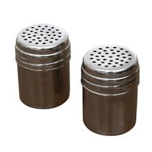 2 шт. легкий шейкер из нержавеющей стали барбекю емкость для приправ драга бутылка банка для пикника кухонный инструмент Магнитный
