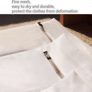 Image 5 - Youpin Furnishing Practical Clothes Laundry Protection Bag 3 Pack Super Affordable Travel Storage Clothing Bag