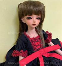 BJD bebek sevimli kız erkek oyuncak bebek Serin riko 1/4 boyutu insan sürüm BJDZONE yüksek kaliteli reçine oyuncaklar doğum günü hediyesi noel hediyesi