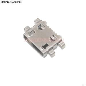 Image 3 - 50 PCS/Lot Pour Motorola MOTO G6 Jouer/E5 Port USB Prise de Charge Prise De Charge Connecteur Dock