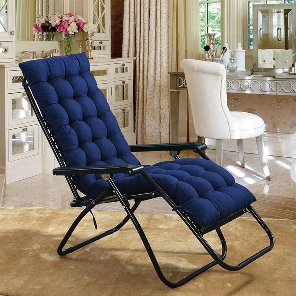 高品質折りたたみ固体ソフト厚み椅子ロングクッション両面シートマット畳マット秋冬用リクライニング用品