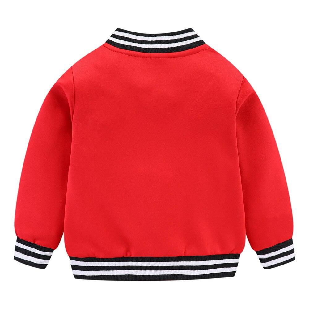 Mudkingdom Girls Boys Baseball Jacket Quick-dry Plain Kids Spring Autumn Clothes Fashion Outerwear Zip Up 6