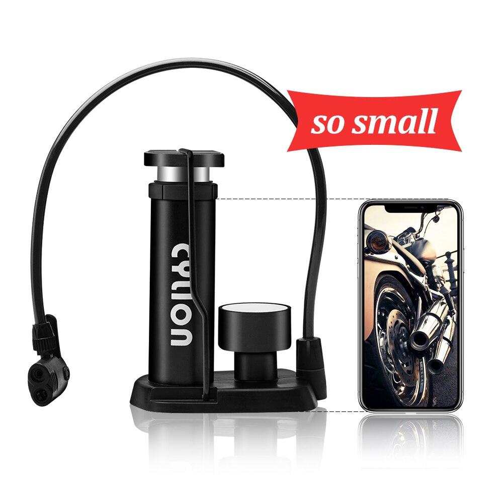 moto, mini inflador digital para pneus de